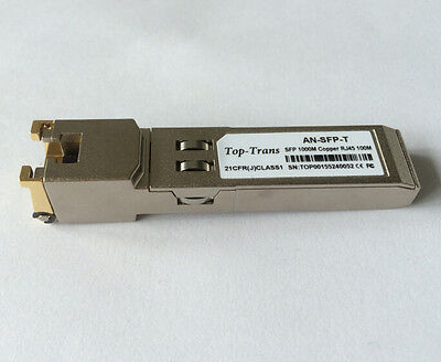 Compatible Huawei for SFP-GE-T copper 1000BASE-T 100M RJ45 connector](sfp 1000base t huawei)
