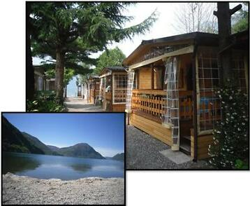 Chalet Luganomeer Italie Porlezza - Airco | LAST MINUTE!
