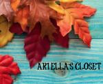 Ariella's closet