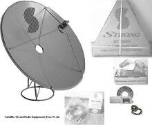 Digital Satellite System for FTA TV and Radio Broadcasting Hughes Woden Valley Preview
