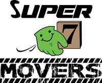 * SUPER 7 MOVERS.CA * Vancouver +++