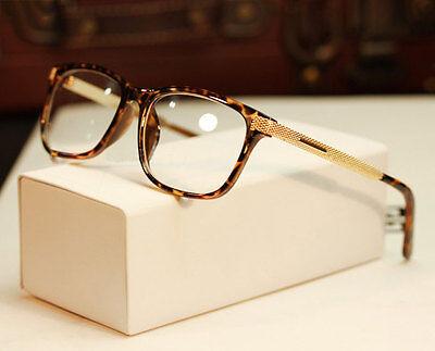 Fashion Myopia Glasses Eyeglass Frame Men Women Vintage Spectacles Optical Rx