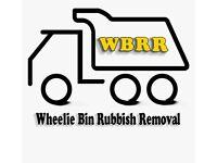Wheelie bin it Rubbish Removals