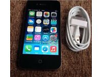 iPhone 4 32GB Unlocked to all Networks Good Condition Can Deliver