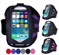 iPhone 4 4S 5 5S / iPod Touch Deluxe Armband Sportband Case $10