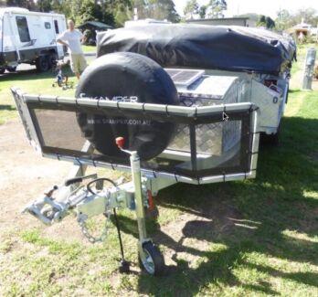 Skamper Kamper Ranger Off Road Trailer Seaford Frankston Area Preview