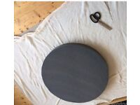 Acoustic foam, large discs for reducing echo in large rooms or studios