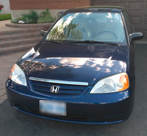 2002 Honda Civic for sale (Only 166,5K)