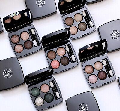 Chanel Les 4 Ombres Multi-Effect Quadra Eyeshadow Please Choose Shade