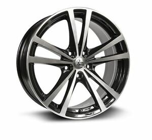 Roues (Mags) RTX  Force 15 po. 5-114.3