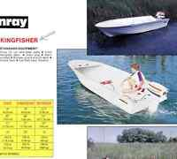 14' Runabout in excellent condition + trailer