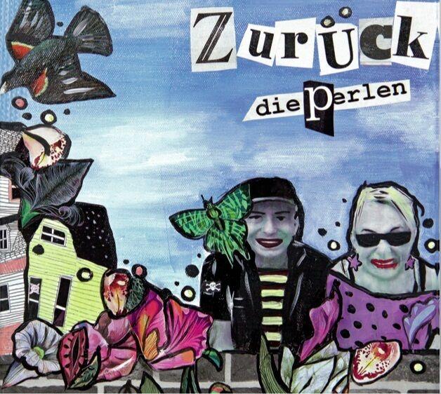 DIE PERLEN Zurück CD Digipack 2012 LTD.500