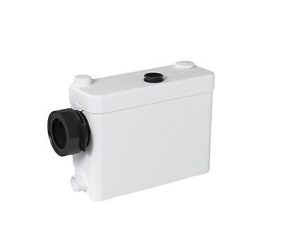 SFA Sanibroy Sanipack Plus WC Hebeanlage Abwasserhebeanlage