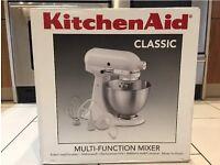 Brand new KitchenAid Classic 5K45SS Stand Mixer