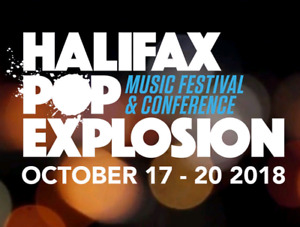 Halifax Pop Explosion Wristband - General Admission