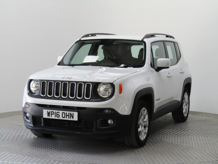 2016 jeep renegade longitude petrol white manual in old basford nottinghamshire gumtree. Black Bedroom Furniture Sets. Home Design Ideas