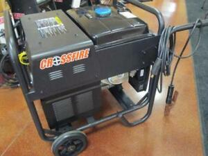 Crossfire Cub 190 Portable Gasoline Welder/Generator with Electric Start