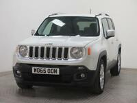 Jeep Renegade M-JET LIMITED (white) 2016-01-29