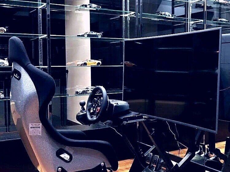 Logitech g29 steering wheel set, ps4, sim racing pro, gear shifter, gt  sports, pc2, A/C,   in Sunderland, Tyne and Wear   Gumtree