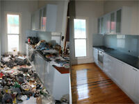 Hoarding Help. We Solve Problems ASAP! Extreme Cleaning!