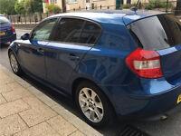 BMW 116 se Leman Blue