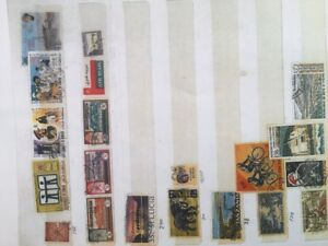 Old and rare stamps for sale