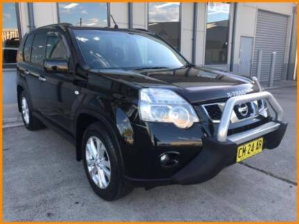 From $76 p/week on finance* 2010 Nissan X-trail 5D TS T31 Series Blacktown Blacktown Area Preview