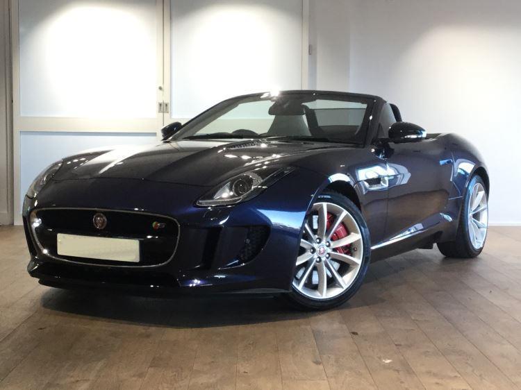 Jaguar FTYPE Supercharged V S Dr Automatic Petrol - 2015 jaguar f type