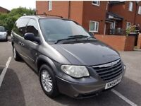 7 seater Chrysler Voyager