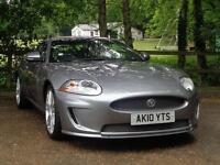 2010 Jaguar XK 5.0 Supercharged V8 R 2dr Automatic Petrol Coupe