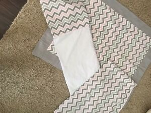 Sweet Kyla crib bedding