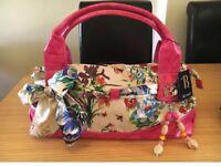 Bulaggi Bag Floral BNWT limited Edition