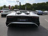 2016 Lamborghini Aventador SV LP 750-4 Superveloce 2dr ISR Automatic Petrol Road