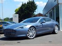 2010 Aston Martin Rapide V12 4dr Touchtronic Automatic Petrol Saloon