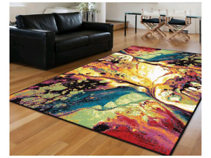 Tayse Symphony Collection Area Rug