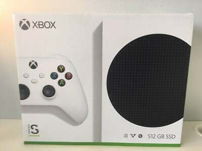 Microsoft Xbox Series S - 512GB Video Game Console Brand New Ready to Ship