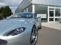 2008 Aston Martin V8 Vantage Coupe 2dr Sportshift Automatic Petrol Coupe