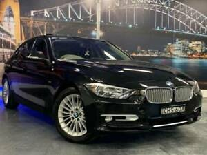 FROM $76 P/WEEK ON FINANCE* 2012 BMW 320d SEDAN F30 Blacktown Blacktown Area Preview