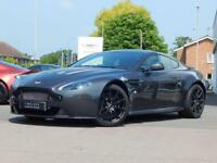 2017 Aston Martin V12 Vantage S Coupe S 2dr Manual Petrol Coupe
