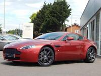 2008 Aston Martin V8 Vantage Coupe 2dr Manual Petrol Coupe
