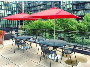 Furnished condo in Yorkville for rent