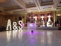 Looking for part-time Van driver / worker for wedding decoration business.