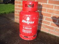 Belgas gas propane cylinder 11kg unused