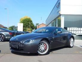 2009 Aston Martin V8 Vantage Coupe 2dr Sportshift (420) Automatic Petrol Coupe