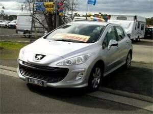 2009 Peugeot 308 Hatchback XSE HDi T7 – FINANCE ESTIMATION $45pw* South Geelong Geelong City Preview