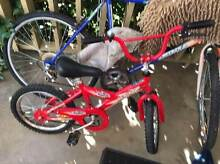 urgent~~~kids bicycle must gone on Wednesday!! Macquarie Belconnen Area Preview