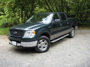 2004-2008 Ford F150 SuperCrew Parts