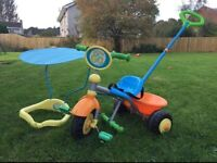 Grow & Go Trike Bike For Baby to Toddler