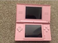 Nintendo DS Lite + Games & Accessories