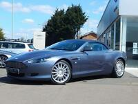 2007 Aston Martin DB9 V12 2dr Volante Touchtronic Automatic Petrol Convertible
